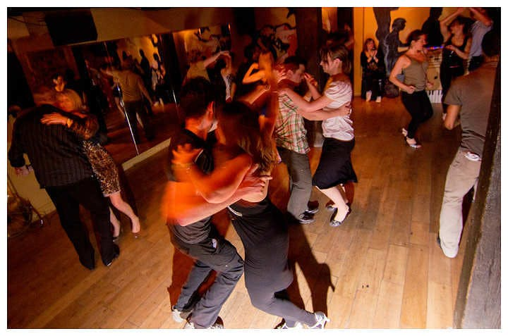Find a UK dance event for the summer
