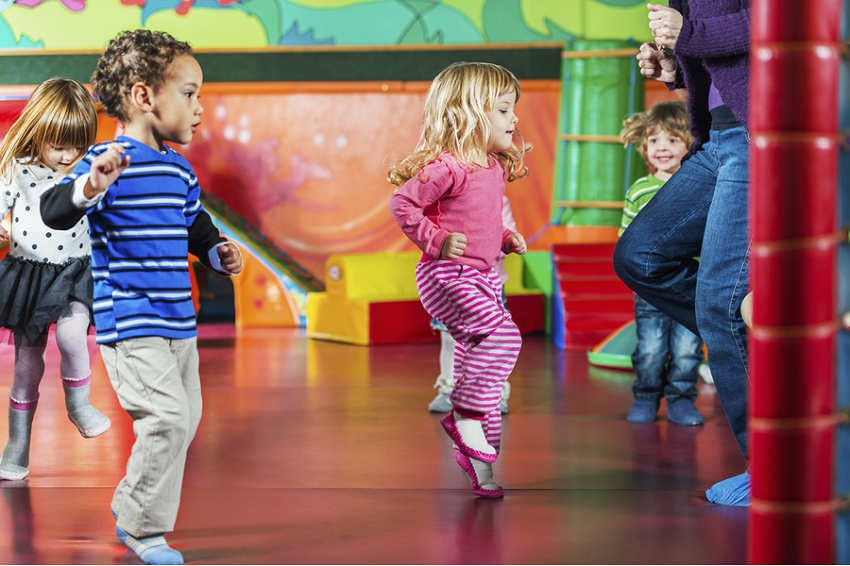 Keep your Children healthy over summer with a dance class!