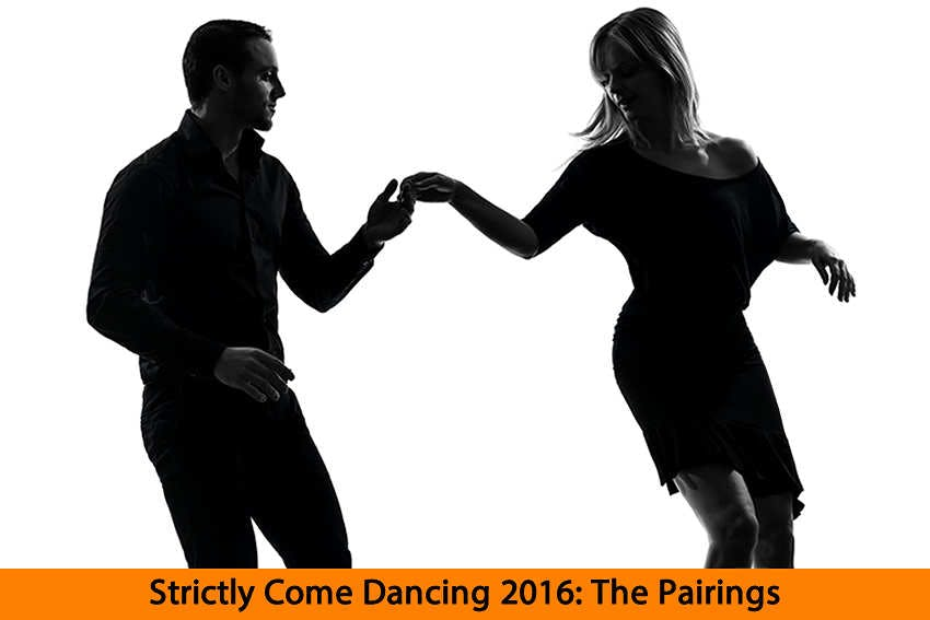 Strictly Come Dancing 2016: Pairings revealed