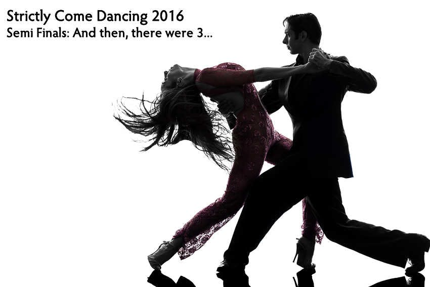 Strictly Come Dancing 2016: Semi-Finals!